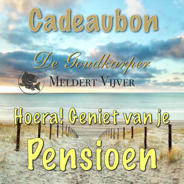Meldert Vijver Cadeaubon Pensioen